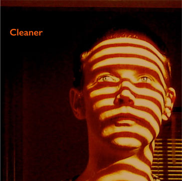 Cleaner by Cleaner - album cover